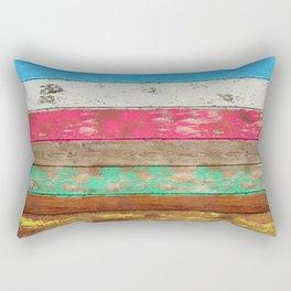 Eco Fashion Rectangular Pillow