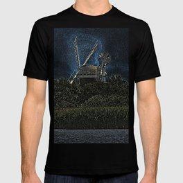 Horsey windmill T-shirt