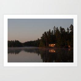 Swedish Views #2 Art Print