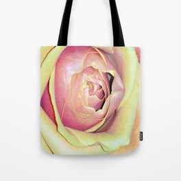Rose of Another Color Tote Bag