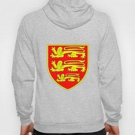 British Three Lions Shield Hoody