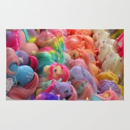 My Little Pony horse traders Rug