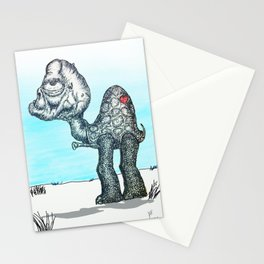 Turdle Stationery Cards