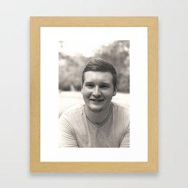 brantley Framed Art Print
