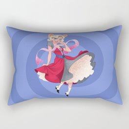 Dapper Mally Rectangular Pillow