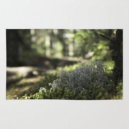 Mountain Forest Floor Rug