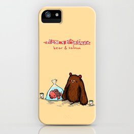 Strange Love iPhone Case