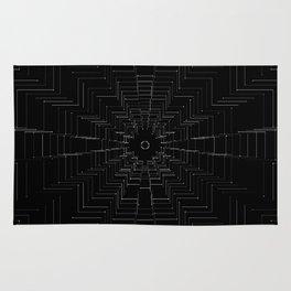 Interdimensional Inca Beat Rug