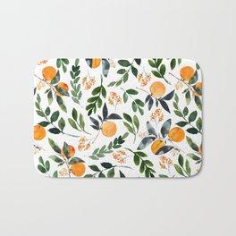 Orange Grove Bath Mat