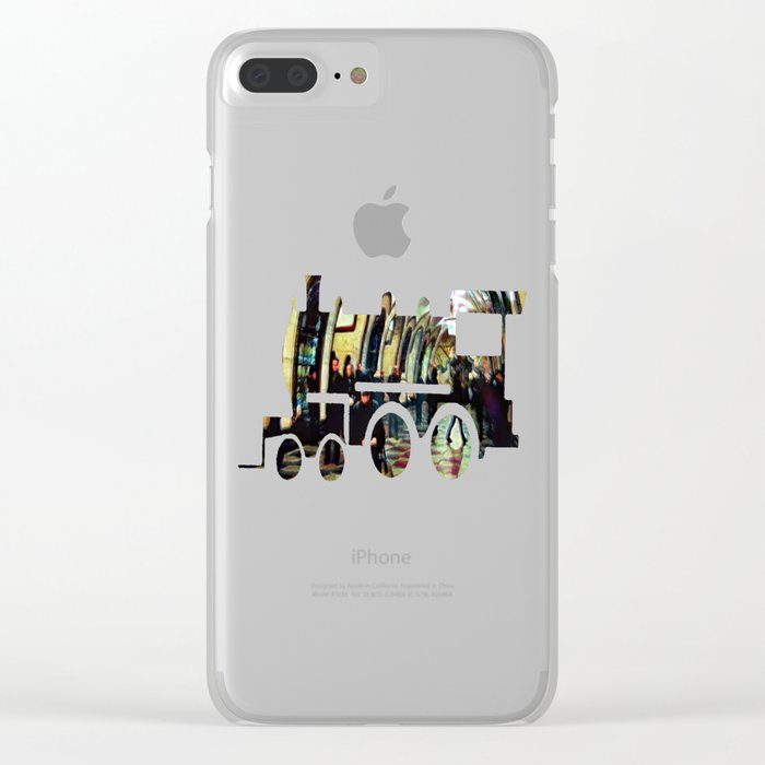 Omega Clear iPhone Case