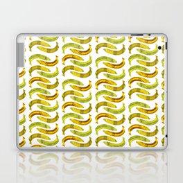 Banana Madura - White BG Laptop & iPad Skin