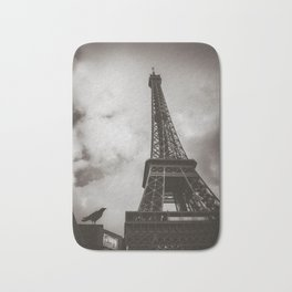 Paris shot Bath Mat