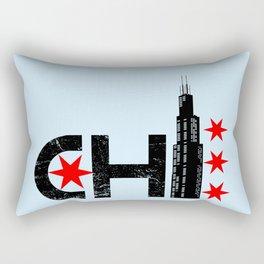 The Chi Rectangular Pillow
