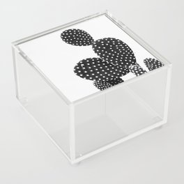cactus vertical Acrylic Box