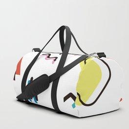 Houston 1990 Duffle Bag