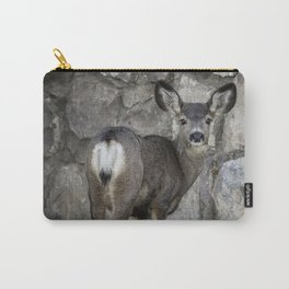 Young Mule Deer Carry-All Pouch