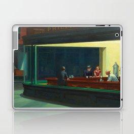 NIGHTHAWKS - EDWARD HOPPER Laptop & iPad Skin