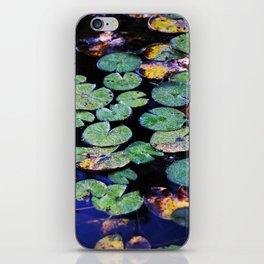 paramecium pond iPhone Skin