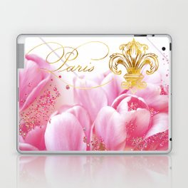 Wedding in Paris Laptop & iPad Skin
