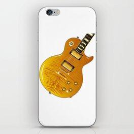 Maple Top Guitar iPhone Skin