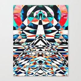 pyr45t1n3 Canvas Print