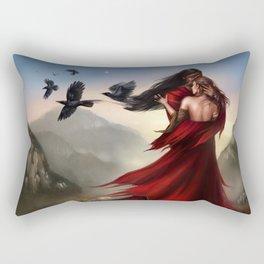 Beyond Neith Rectangular Pillow