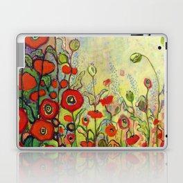 Memories of Grandmother's Garden Laptop & iPad Skin