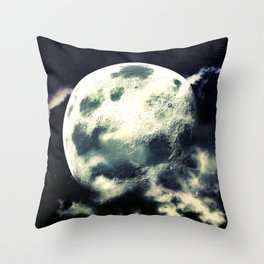 moonrising Throw Pillow