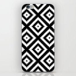 Tribal B&W iPhone Skin