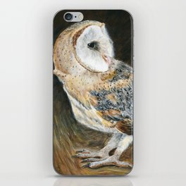 The Night Hunter by Teresa Thompson iPhone Skin