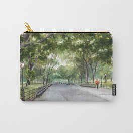 Central Park Carry-All Pouch