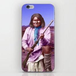 Geronimo iPhone Skin