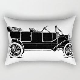 Old car Rectangular Pillow