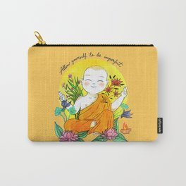 The Buddhist Monk Carry-All Pouch