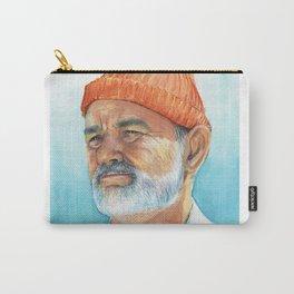 Steve Zissou Art Life Aquatic Carry-All Pouch
