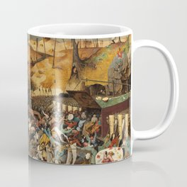 Bruegel the Elder The Triumph of Death Coffee Mug