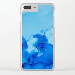 Saphire Clear iPhone Case