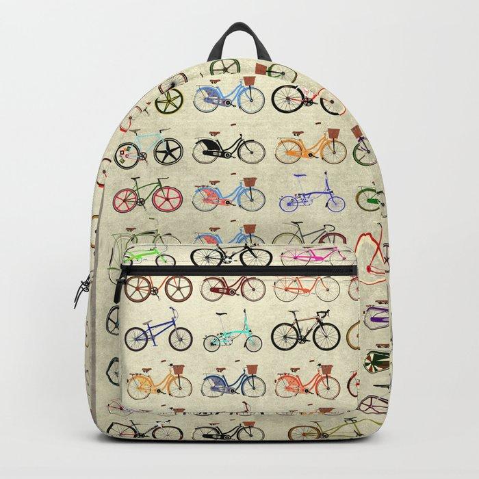 Bikes Backpack