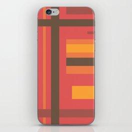 Disjointed Stripes (B2) iPhone Skin
