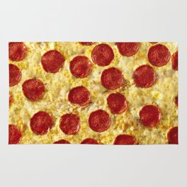 Who Wants Pizza? Rug