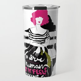 to err is human Travel Mug