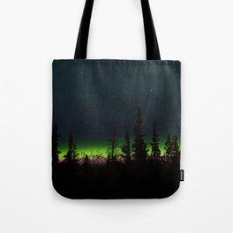 Auroras II Tote Bag