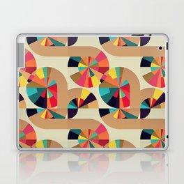 Kaleidoscope Pattern Laptop & iPad Skin
