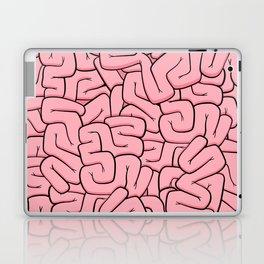 Guts or Brains - Pink Laptop & iPad Skin