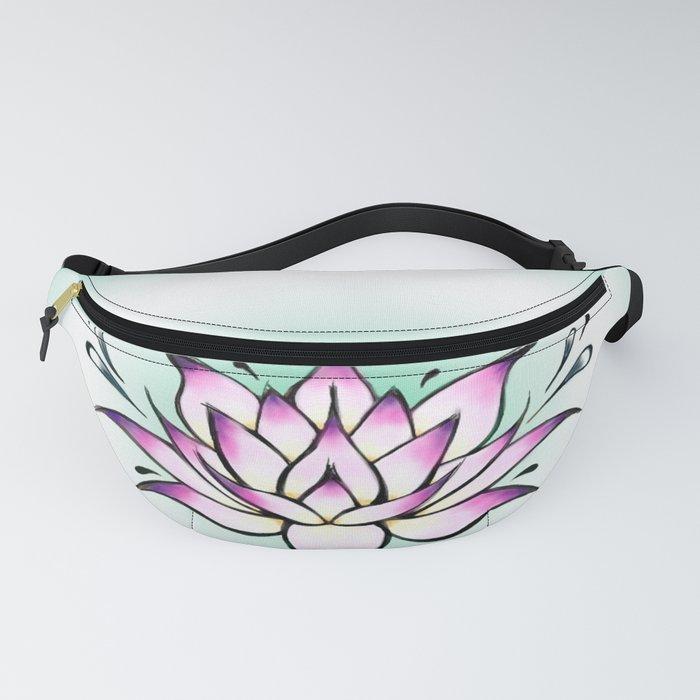 lotus Fanny Pack
