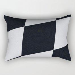 Winner / Race Finished Rectangular Pillow