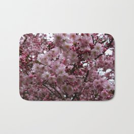 Blossoms in Bloomfield Bath Mat