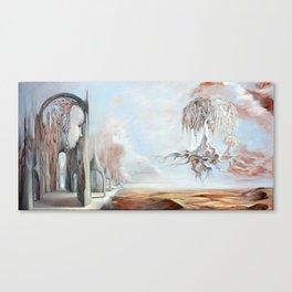 Echoes of Sanctuary Canvas Print