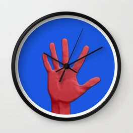 Trapped Wall Clock