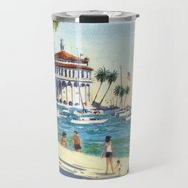 Avalon, Catalina Island Travel Mug